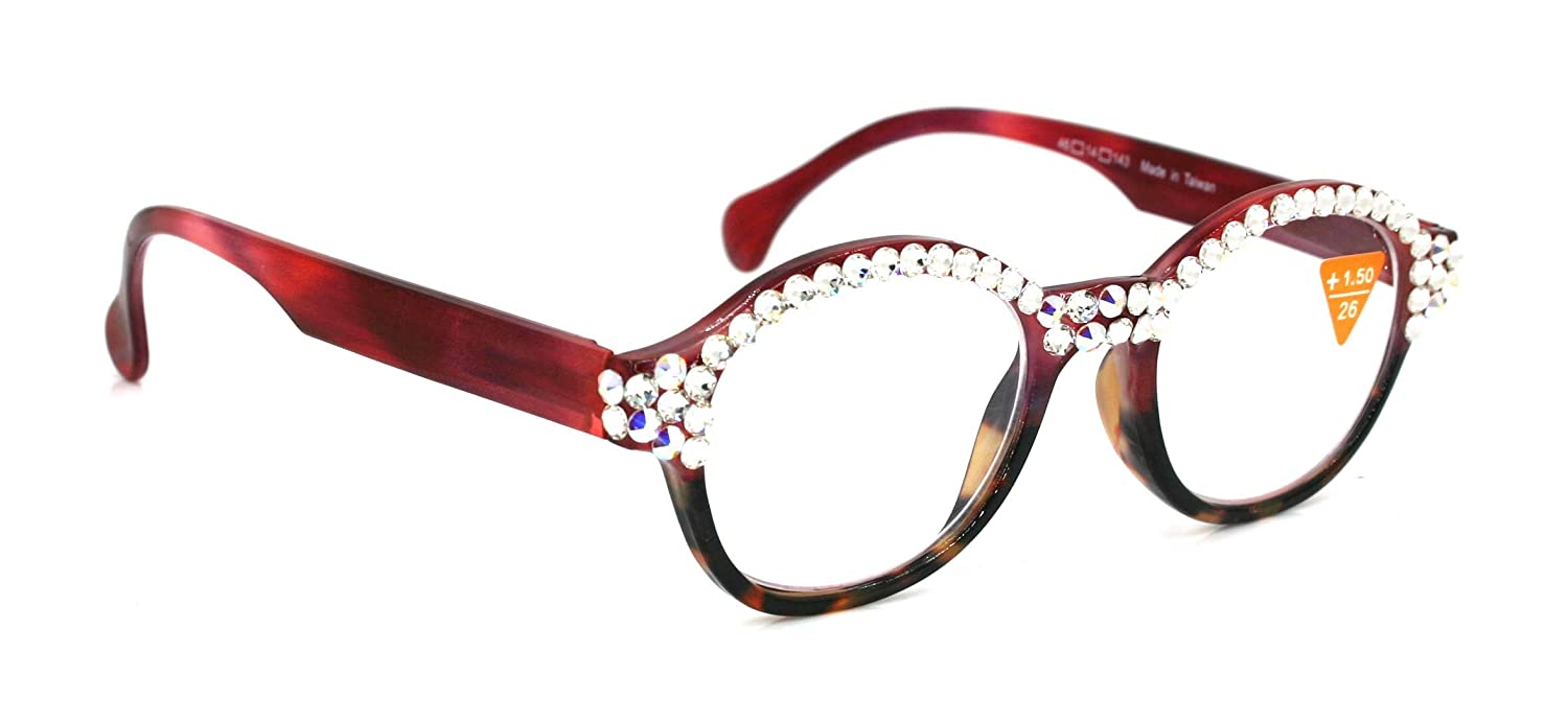 The Alchemist Full Top Round Bling Reading Women Adorn 5 popular Glasses Our shop most popular