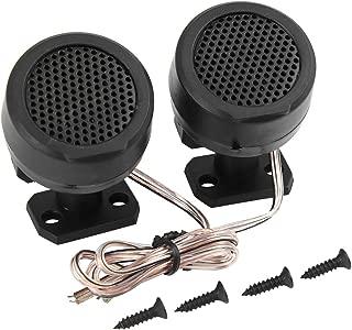 Sourcingmap/® 2 x 97dB 500W Auto Audio Lautsprecher Kalotten Hocht/öner Tweeter schwarz de de