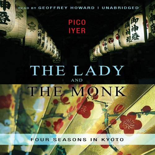 The Lady and the Monk audiobook cover art