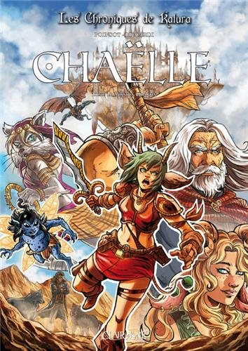 Chaëlle, Tome 1 : Mission dragons