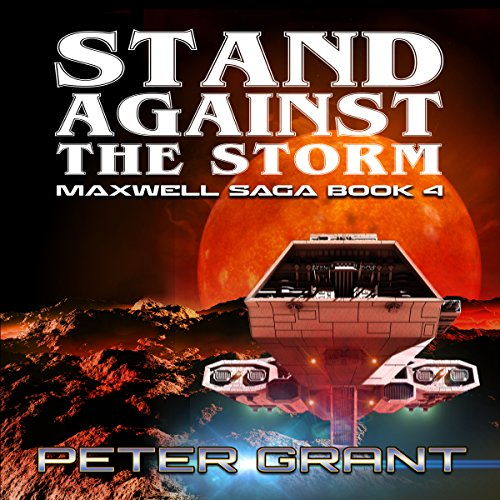 Stand Against the Storm audiobook cover art