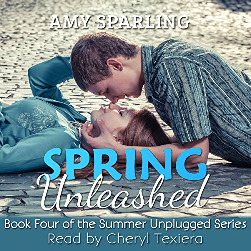 Spring Unleashed audiobook cover art
