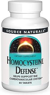 Source Naturals Homocysteine Defense, 60 Tablets