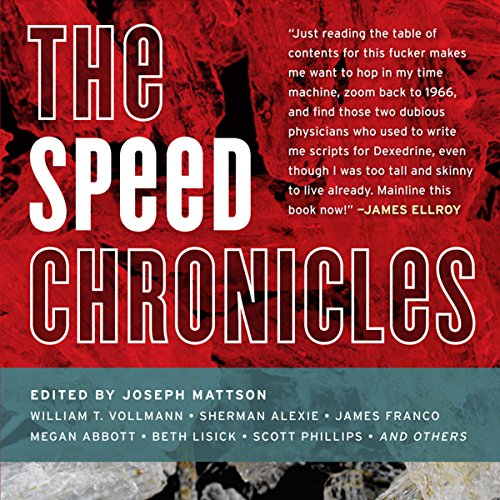 Speed Chronicles audiobook cover art