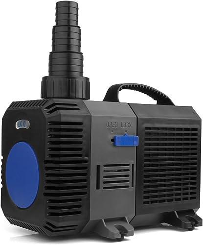 Forever Speed Super Eco Pompe de bassin, pompe à filtre, basse consommation, pompe à eau bassin ko&iuml...