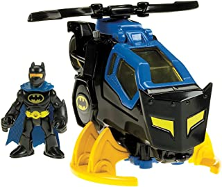 imaginext batman vehicle flying bat