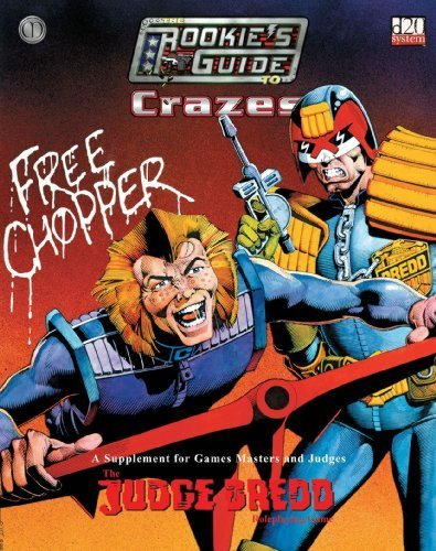 Judge Dredd: The Rookies Guide To Crazes by Matthew Sprange (2003-05-20)