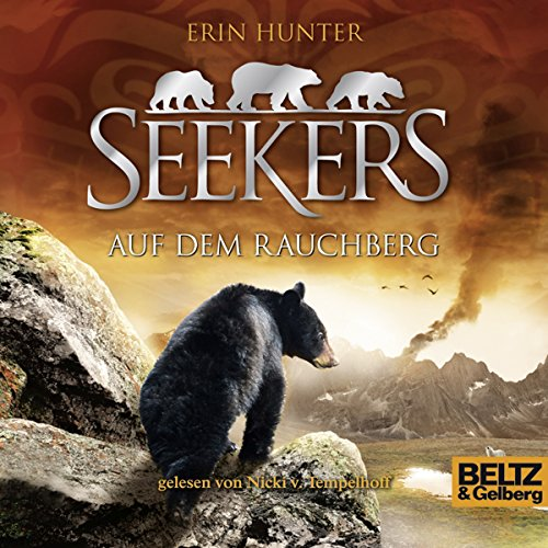 Auf dem Rauchberg audiobook cover art