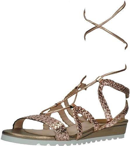 KESS Sandales, Couleur Bronze, Bronze, Marque, modèle Sandales 16482 Bronze  jusqu'à 34% de réduction sur tous les produits