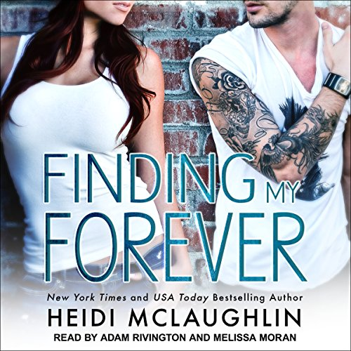 Couverture de Finding My Forever