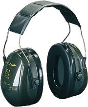 3M H520A-407-GQ Cuffie Protettive Temporale, 31 dB, Verde