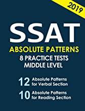 SSAT ABSOLUTE PATTERNS 8 PRACTICE TESTS MIDDLE LEVEL