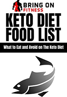 Keto Diet Food List: What to Eat and Avoid on The Keto Diet