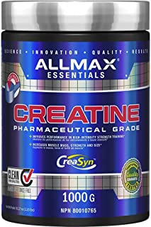 ALLMAX Nutrition Creatine Powder 100 Pure Micronized Creatine Monohydrate Pharmaceutical Grade Creatine 400G