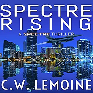 Spectre Rising     Spectre, Book 1              By:                                                                                                                                 C. W. Lemoine                               Narrated by:                                                                                                                                 Thomas Block                      Length: 8 hrs and 54 mins     2 ratings     Overall 4.0