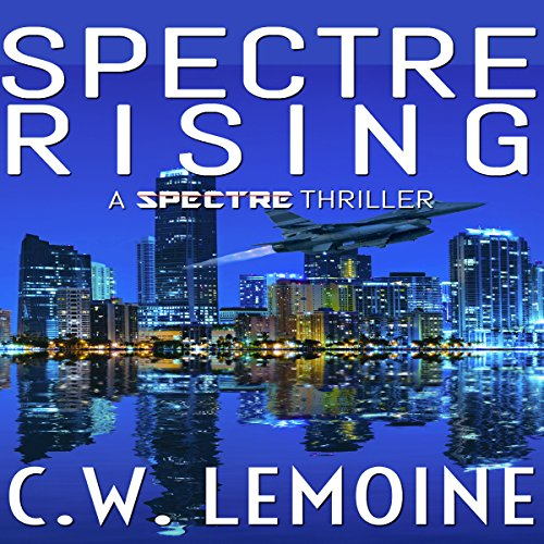 Spectre Rising audiobook cover art