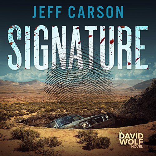 Signature audiobook cover art