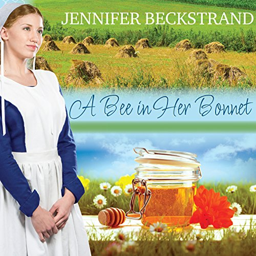 A Bee in Her Bonnet audiobook cover art