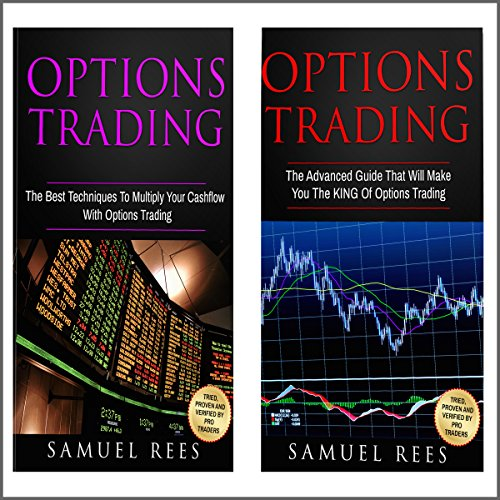 Options Trading: Ultimate Advanced Guide: 2 Manuscripts audiobook cover art