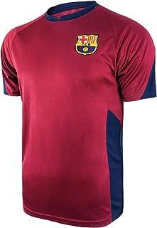 Icon Sports Mens UEFA Champions League Soccer Striker Short Sleeve Game Polyshirt