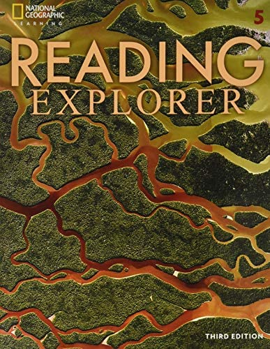 Reading Explorer 5 3rd Edition Student Book and Online Workbook Sticker product image