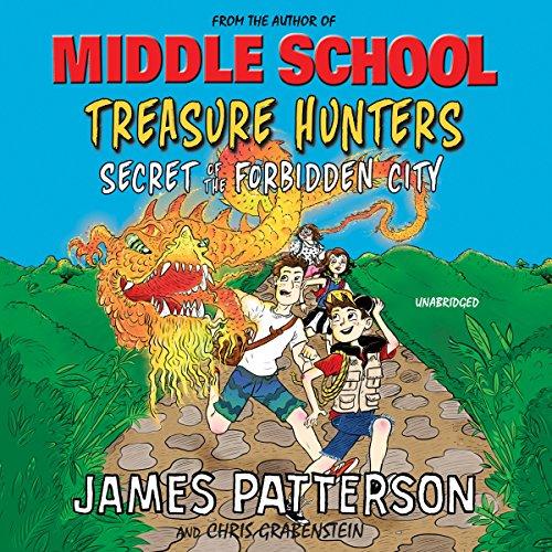 Treasure Hunters: Secret of the Forbidden City cover art