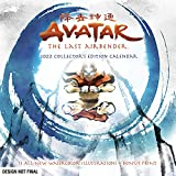 Avatar: The Last Airbender 2022 Collector s Edition Wall Calendar: with 13 all-new, exclusive watercolor illustrations + bonus print