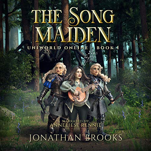 The Song Maiden Audiobook By Jonathan Brooks cover art