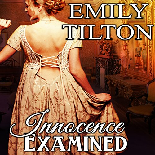 Innocence Examined audiobook cover art