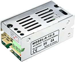 JoyNano 300W Switching Power Supply 5V 60A AC-DC Transformateur Convertisseur de surveillance CCTV LED Display Industrial Automation Stepper Motor and More