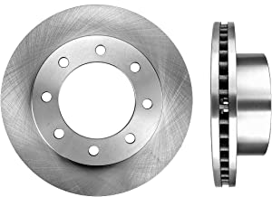 CRK14637 FRONT Premium Grade OE 346.96 mm [2] Rotors Set [ for Ford F-250 F-350 2005-2011 ]