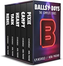 Ballsy Boys: The Complete Series