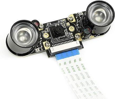 for NVIDIA Jetson Nano Camera IMX219-77IR 8-Megapixels Infrared Night Vision IR Camera Module with IMX219 Sensor 3280 × 2464 Resolution 77° FOV Suit for AI Projects - Trova i prezzi più bassi