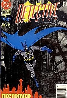 Detective Comics (1937 series) #641 NEWSSTAND