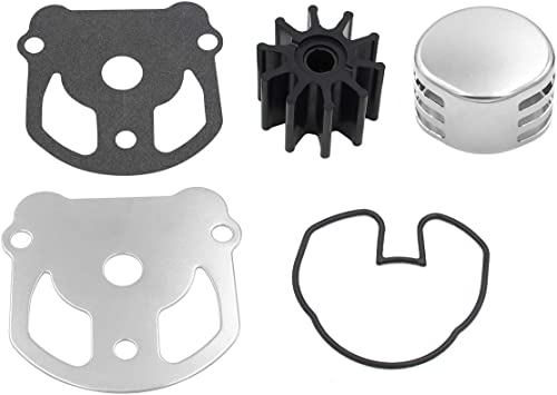 popular New water Pump Impeller Repair Kit new arrival Replaces OMC new arrival Cobra 1986 - 1993 984461 777128 983895 outlet online sale