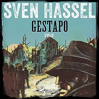 Gestapo: Kriegsroman Titelbild