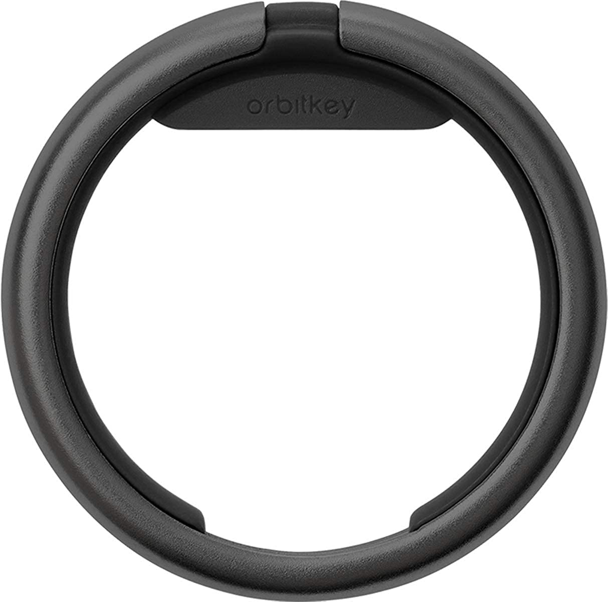 Orbitkey Key Ring | Durable Stainless Steel, Effortless Attaching & Detaching Key Organizer | Holds up to 10 Keys