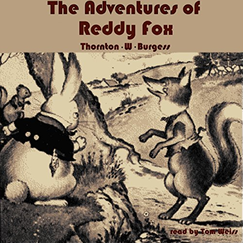 The Adventures of Reddy Fox audiobook cover art