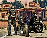 POSTER SONS OF ANARCHY 3 100X70CM