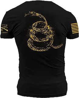 Grunt Style Gadsden Tracks Men's T-Shirt