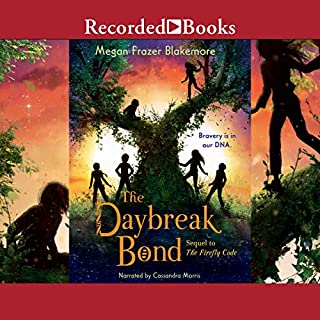 The Daybreak Bond audiobook cover art