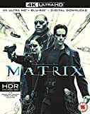 The Matrix [4K Ultra HD] [1999] [Blu-ray] [2018]