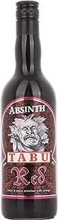 Tabu Red Absinth 55,00% 0,70 Liter