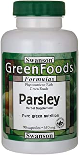 Best parsley capsules for bad breath Reviews