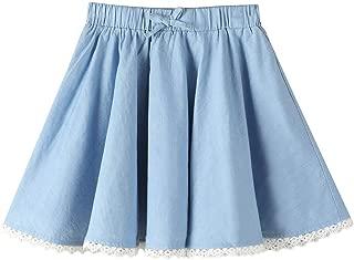 Best girls light blue skirt Reviews