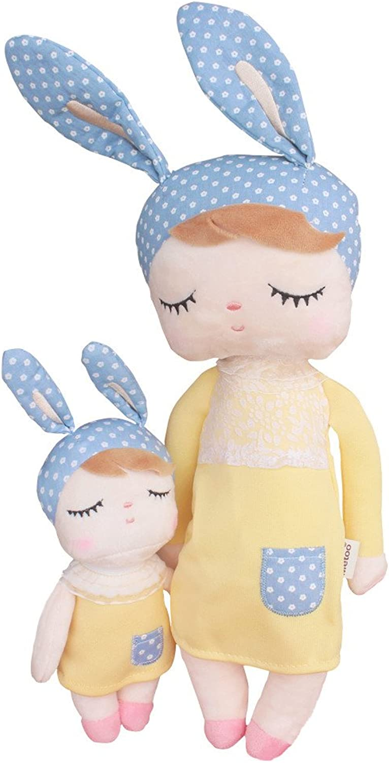 Plush Toys for Baby Girl Metoo Soft Stuffed Animal Doll Bunny for Kids Toddlers