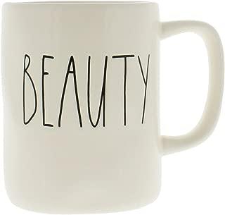 Rae Dunn by Magenta BEAUTY Ceramic Coffee Mug