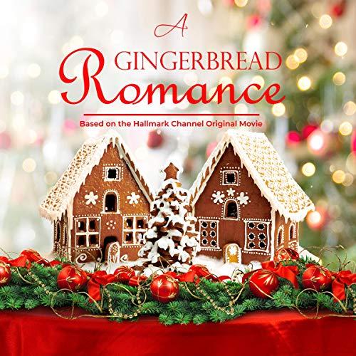 A Gingerbread Romance audiobook cover art