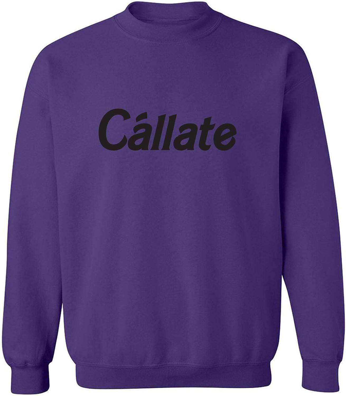 zerogravitee Callate Crewneck Sweatshirt
