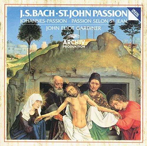 The Monteverdi Choir, John Eliot Gardiner, English Baroque Soloists & Johann Sebastian Bach